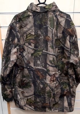 North Company Camouflage Jacket